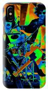 Boc #43 Enhanced In Cosmicolors IPhone Case