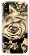 Boca Rose IPhone Case