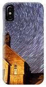 Bodie Star Trails IPhone Case