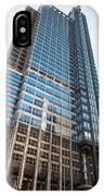 Boeing World Hq Chicago IPhone Case