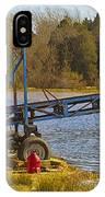 Bog Sanding IPhone Case