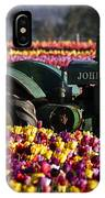 Bogged Down By Color IPhone Case