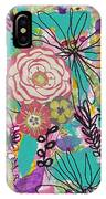 Boho Collage IPhone Case