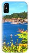 Boiler Bay 17133 IPhone Case