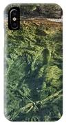 Boiling Emerald Pools IPhone Case