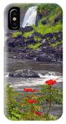 Boiling Pots State Park IPhone Case