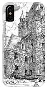 Boldt Castle With Seagull IPhone Case