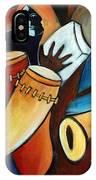 Bolero In Acrylic IPhone Case