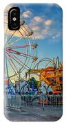 Bolton Fall Fair 4 IPhone Case