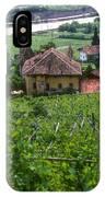 Bolzano Vineyard  IPhone Case