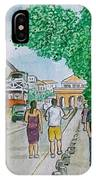 Bonaire Street IPhone Case