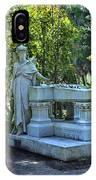 Bonaventure Cemetery 2 IPhone Case