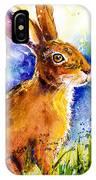 Bonny Bunny IPhone Case