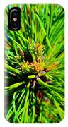 Bonzi Pine IPhone Case