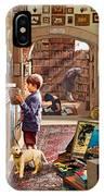 Bookshop IPhone Case