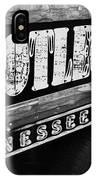 Bootleggers Inn Nashville Tennessee IPhone Case
