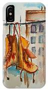 Boots On A Wire IPhone Case