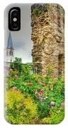 Boppard Garden Ruins IPhone Case