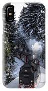 Borckenbahn IPhone Case