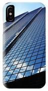 Boston Blue Glass IPhone Case