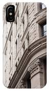 Boston Building IPhone Case