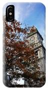 Boston Custom Autumn IPhone Case