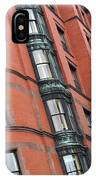 Boston Ma Building Facade IPhone Case