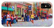 Boston Marathon Mile Twenty Two IPhone Case