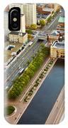 Boston Rooftops IPhone Case