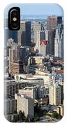 Boston Skyline IPhone Case