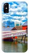 Boston Tea Party Museum IPhone Case