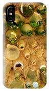 Bottles In The Wall IPhone Case