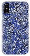 Bottles In Tulum IPhone Case