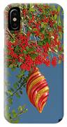Boughs Of Holly IPhone Case