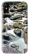 Boulder Stream IPhone Case