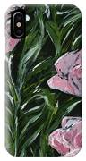 Boulder Tulips IPhone Case