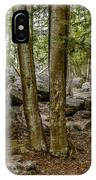 Boulder Woods IPhone Case