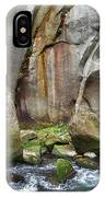 Boulders By The River 2 IPhone Case