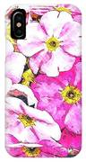 Bouquet Of Pink IPhone Case