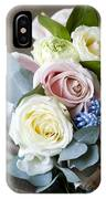 Bouquet Of Spring Flowers IPhone Case