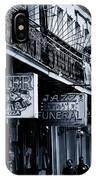 Bourbon Street New Orleans IPhone Case