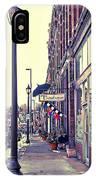 Boutique Lane IPhone Case