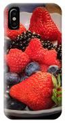 Bowl Of Fruit 1 IPhone Case