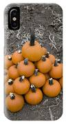 Bowling For Pumpkins IPhone Case