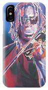 Boyd Tinsley Colorful Full Band Series IPhone Case