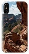 Boynton Canyon 08-160 IPhone Case