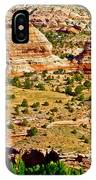 Boynton Overlook On Highway 12 In Grand Staircase-escalante National Monument-utah IPhone Case
