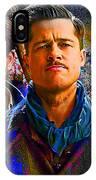 Brad Pitt Original IPhone Case