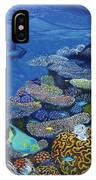 Brain Coral IPhone Case