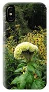 Brain Flower IPhone Case